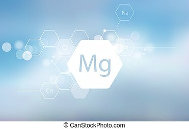 magnesium., research., 科学