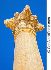 Magnificent Roman column