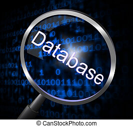 Magnifier Databases Represents Searching Magnification And...