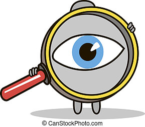 Magnifier - Magnifying glass, zoom, search different objects...
