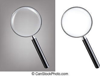 magnifiers, komplet