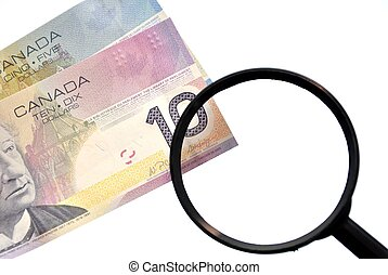 magnifyed, dollaro, canadese