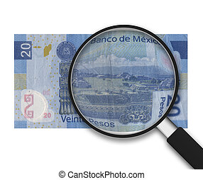 Magnifying Glass - 20 Pesos