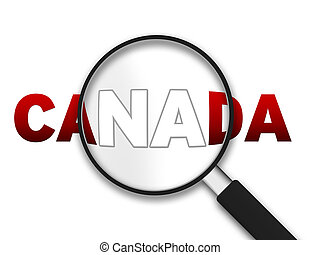 Magnifying Glass - Canada