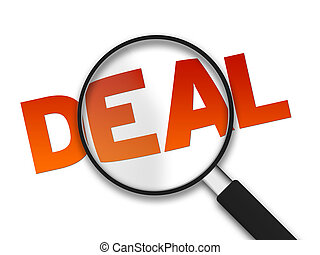 Magnifying Glass - Deal