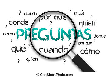 magnifying glass, -, dotazy