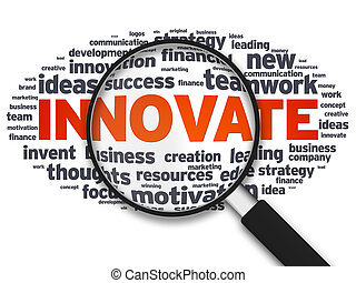 Magnifying Glass - Innovate