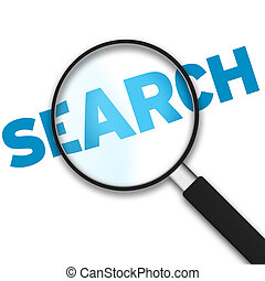 Magnifying Glass - Search