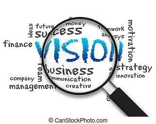 Magnifying Glass - Vision