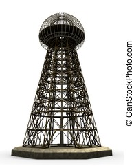 Magnifying Transmitter, The Wardenclyffe Tower - An...