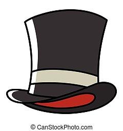 mago, sombrero