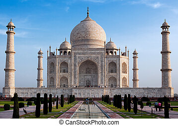 mahal , ινδία , uttar pradesh , taj , agra