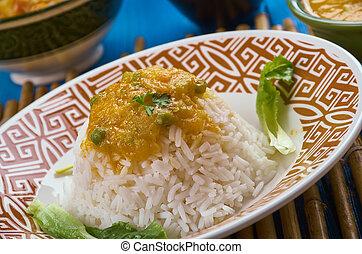 Varan Bhat - Maharashtrian Varan Bhat, Indian food