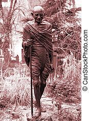 Mahatma Gandhi in NY
