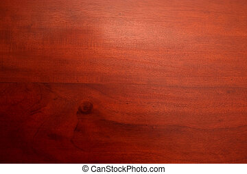 Mahogany wooden surface. Backgrounds and textures