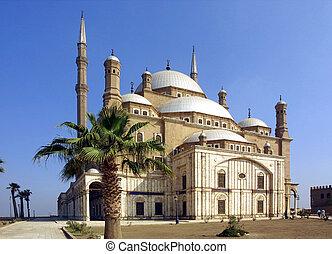 mahoma, mezquita, ali