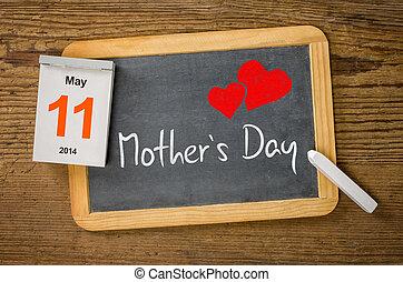mai, 11, jour, 2014, mères