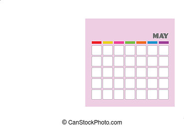 mai, calendar: