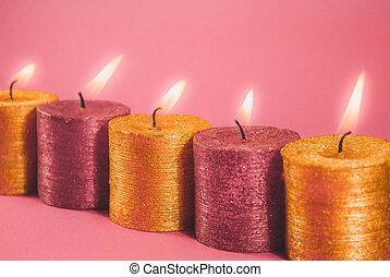 mai, -, passeggiata, luci, you'll, solo, candela, vacanza