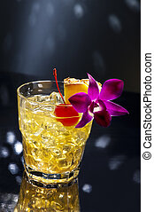 """Mai Tai translates from Tahitian to mean """"Out of this World..."""
