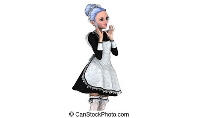 maid - image of maid.