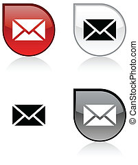 mail button.