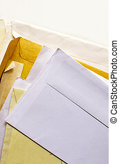 Mail correspondence