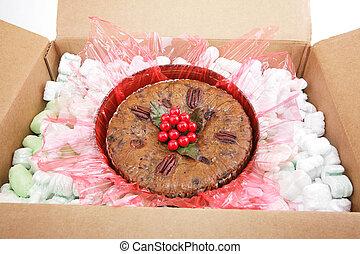 Mail Order Christmas Fruitcake - Christmas fruitcake...