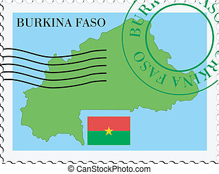 mail to/from Burkina Faso