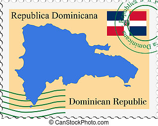mail to/from Dominican Republic