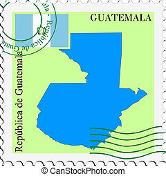 mail to/from Guatemala