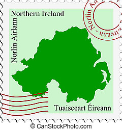 mail to/from Northern Ireland