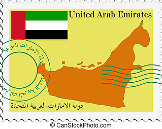 mail to/from United Arab Emirates