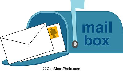 Mailbox - You've got mail.