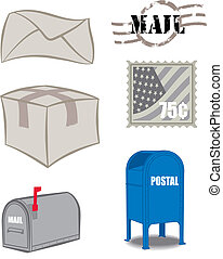 Mailing - Mail Related art work