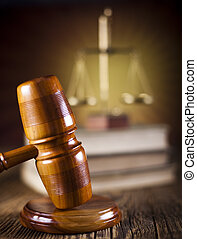 maillet, de, juge, légal, code