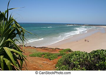 Main Beach Australia - Main Beach Ballina Australia