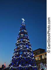 Christmas Tree - Main Christmas Tree on the Square of ...