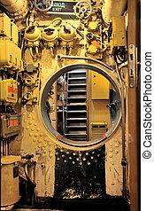 submarine S189