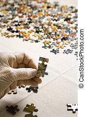 main, puzzle, pieces.