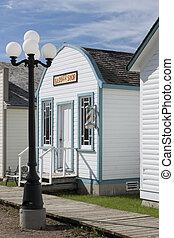 Main Street Barber Shop - Refurbished Barber Shop building ...