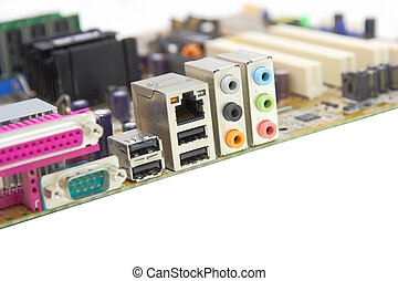 mainboard, コンピュータ
