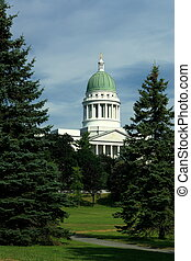 Maine State Capitol Building 2