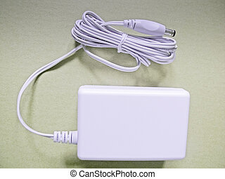 Mains adapter power cable
