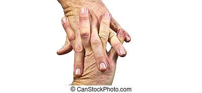 mains, lier