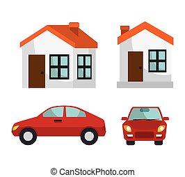 maison voiture maison garage. Black Bedroom Furniture Sets. Home Design Ideas