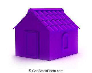 maison de plusieurs pièces