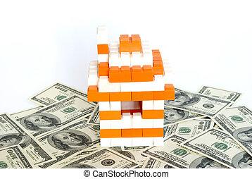 maison, dollars