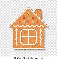 maison, gingebread