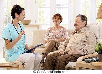 maison, healthcare